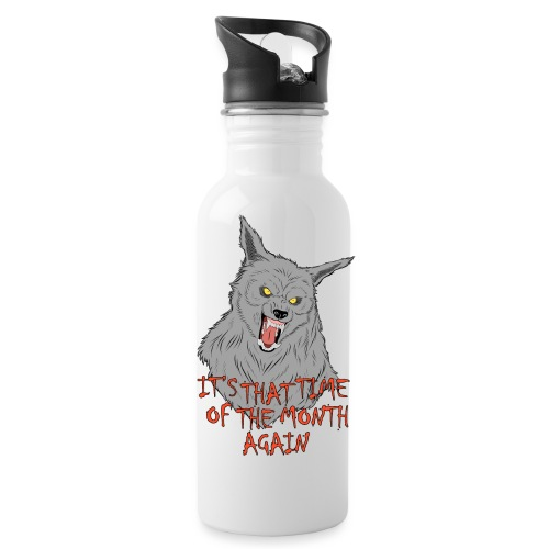 That Time of the Month - Water Bottle - Bidon