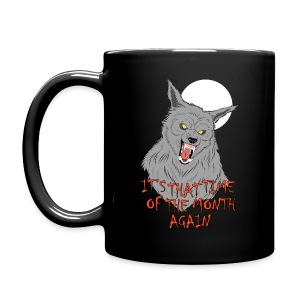 That Time of the Month - Full Colour Mug 3 - Kubek jednokolorowy