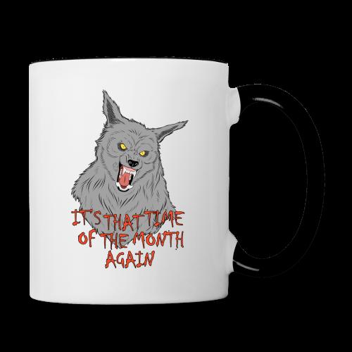 That Time of the Month - Contrasting Mug 1 - Contrasting Mug