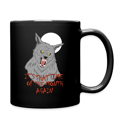 That Time of the Month - Full Colour Mug 1 - Kubek jednokolorowy