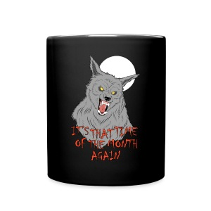 That Time of the Month - Full Colour Mug 2 - Kubek jednokolorowy