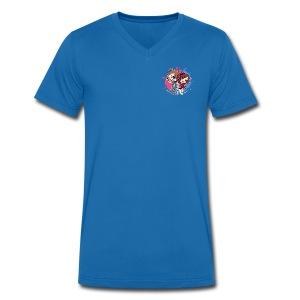BuruNyan Shirt I - Männer Bio-T-Shirt mit V-Ausschnitt von Stanley & Stella