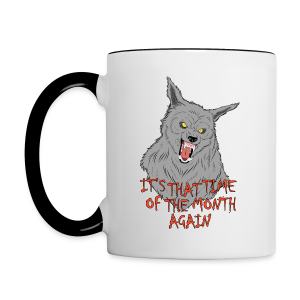 That Time of the Month - Contrasting Mug 3 - Contrasting Mug