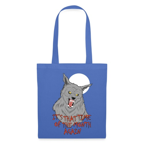 That Time of the Month - Tote Bag - Torba materiałowa