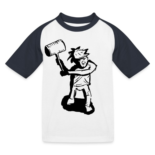 Kinder Baseball T-Shirt