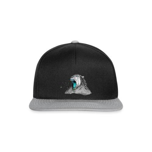 ScreaMun Logo Caps & Hats - Snapback Cap