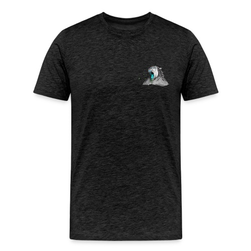 ScreaMun Logo T-Shirts - Men's Premium T-Shirt