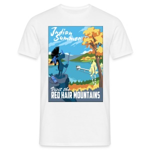 Indian Summer - Männer T-Shirt