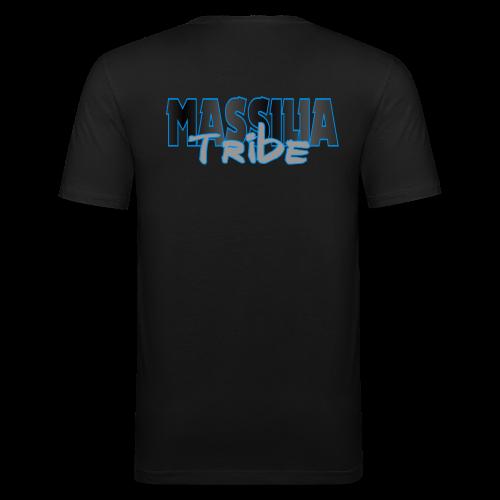 Tee Shirt Moulant Homme MASSILIA TRIBE Basic - T-shirt près du corps Homme