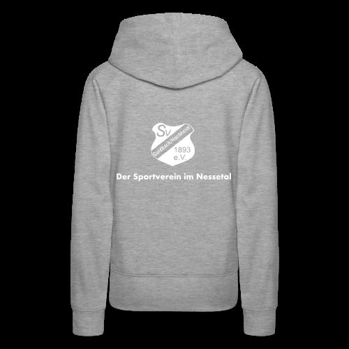 Der Sportverein im Nessetal - Frauen Premium Hoodie