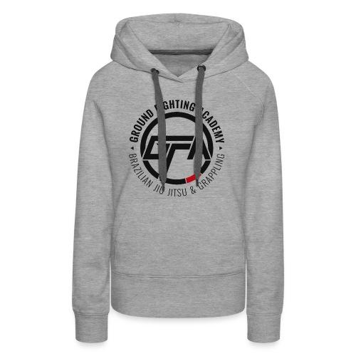 GFA dames hoodie grijs - Vrouwen Premium hoodie