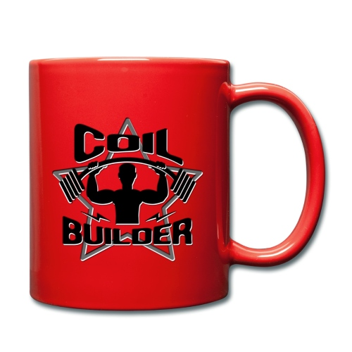Coilbuilder cup - Enfärgad mugg
