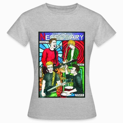 Necessary - Comic - Frauen T-Shirt