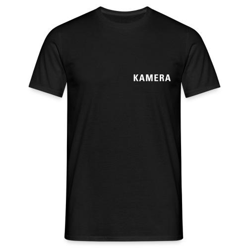 STARFACE Kamera - Männer T-Shirt