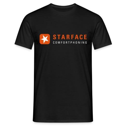 STARFACE Shirt schwarz - Männer T-Shirt