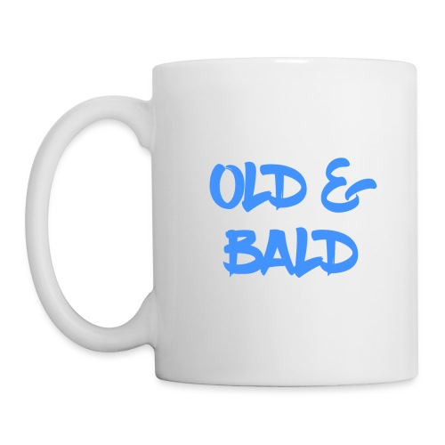 Old & Bald Mug - Mug