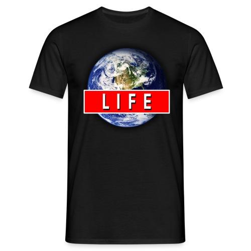 Life t-shirt - Maglietta da uomo