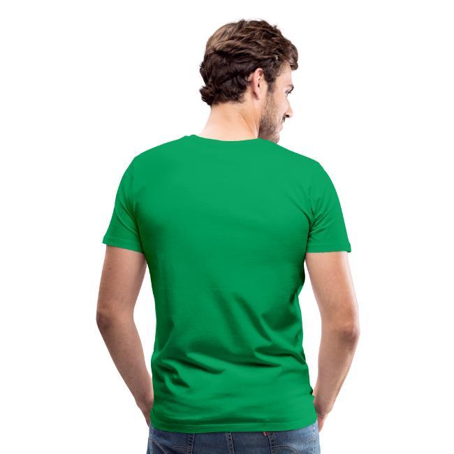 Männer T-Shirt mit Superhelden