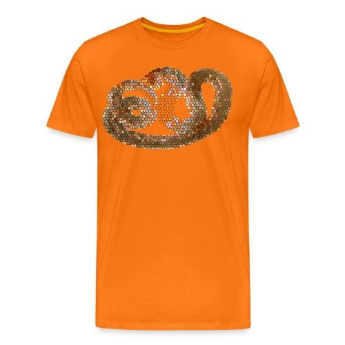 Nippostrongylus brasiliensis genome - Men's Premium T-Shirt
