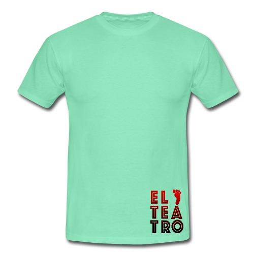 El Teatro - Männer T-Shirt