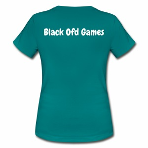 Black Ofd Games T-Shirt Vrouwen - Vrouwen T-shirt
