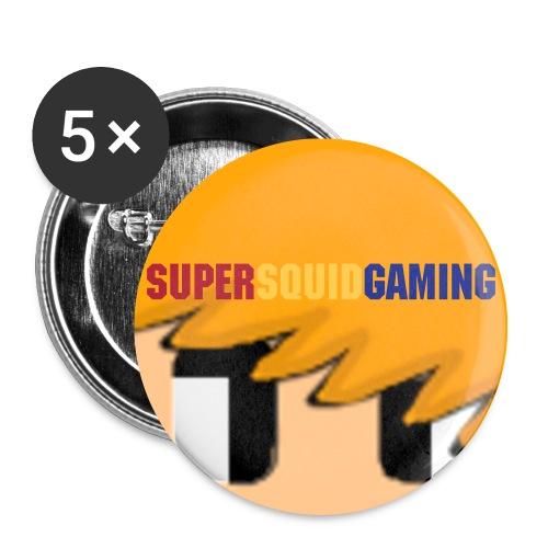 SuperSquidGaming Buttons Middel - Buttons middel 32 mm