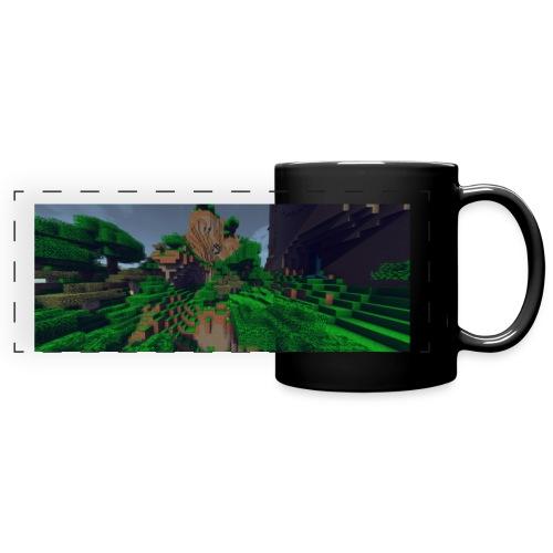 Minecraft Panoramamok - Panoramamok gekleurd