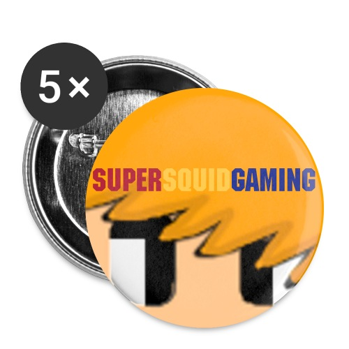 SuperSquidGaming Buttons Groot - Buttons groot 56 mm