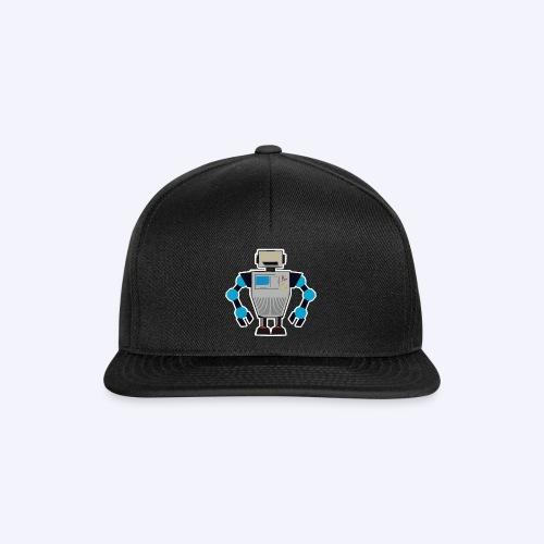 robot - Snapback Cap