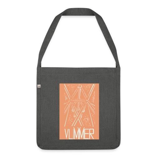 Vlimmer - IIIII - Schultertasche aus Recycling-Material