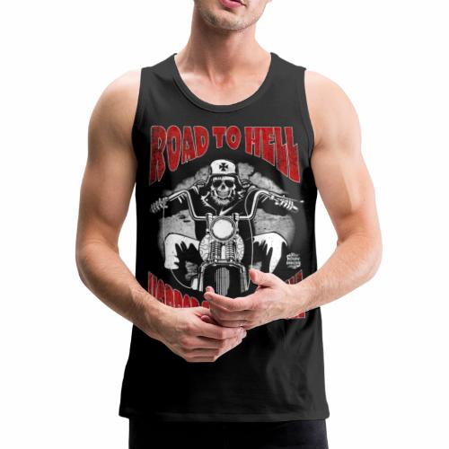 Road to Hell tank top - Tank top premium hombre