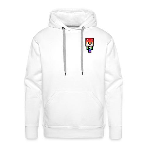 sigarn561 genser - Premium hettegenser for menn