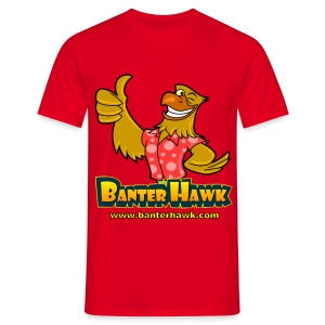 Banter Hawk Logo T-Shirt (Mens) - Men's T-Shirt