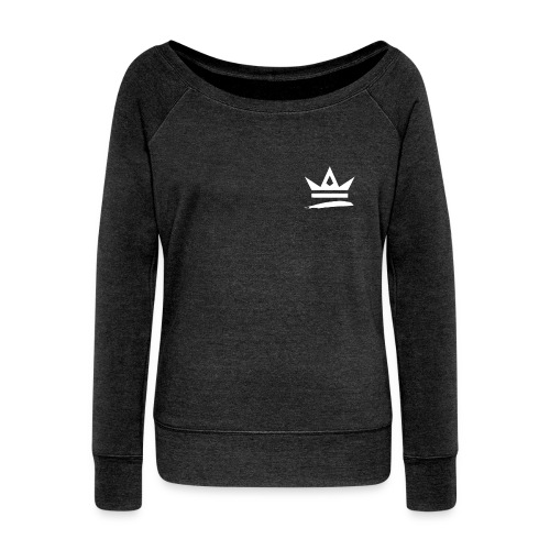 Women's Jumper - Women's Boat Neck Long Sleeve Top