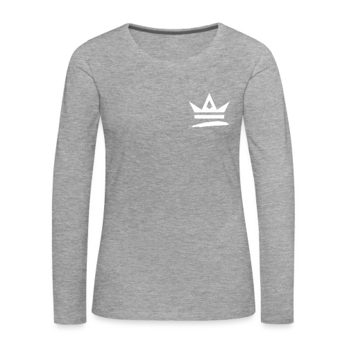Women's Long Sleeve Shirt - Women's Premium Longsleeve Shirt