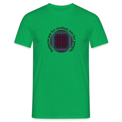 Patterns on clothes - Men's T-Shirt