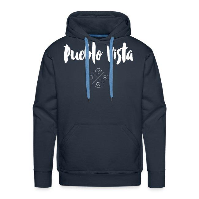 Hoodie // Pueblo Vista // Logo 19X81