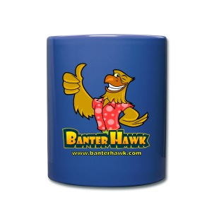 Banter Hawk Logo Colour Mug - Full Colour Mug