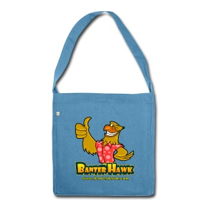 Banter Hawk Logo Bag - Shoulder Bag made from recycled material