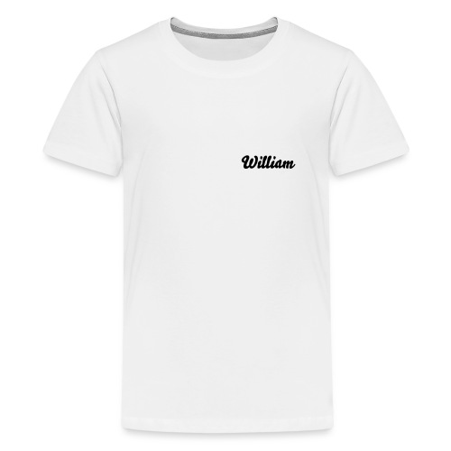 William ado - T-shirt Premium Ado