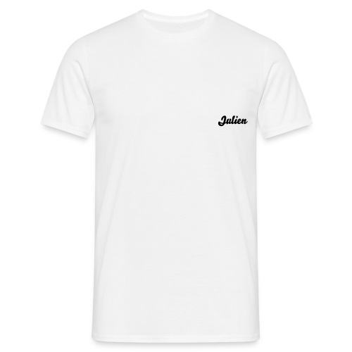 julien - T-shirt Homme