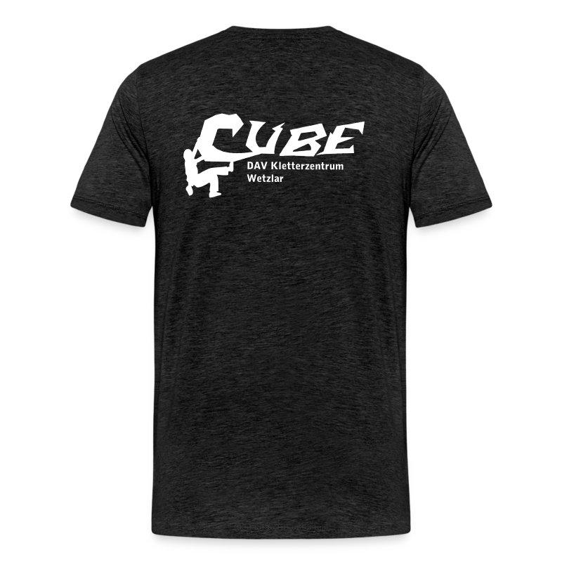 cubelogo - Männer Premium T-Shirt