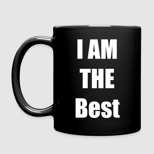 Mug I AM THE BEST - Mug uni