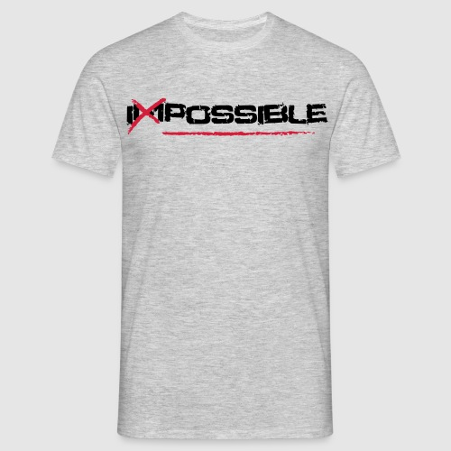 Tee shirt homme POSSIBLE ! - T-shirt Homme