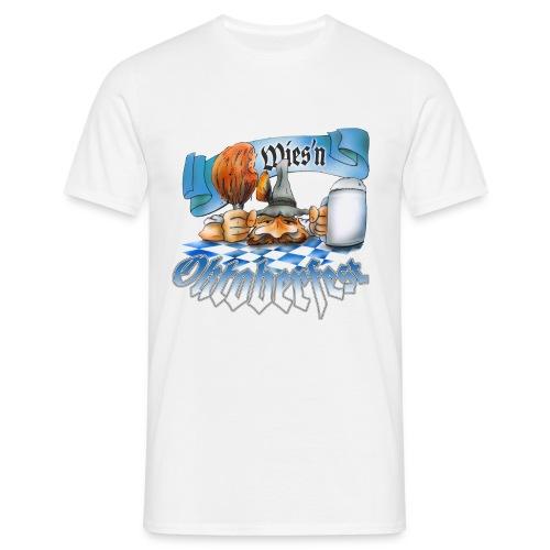 Oktoberfest - endlich geht' los! - Männer T-Shirt