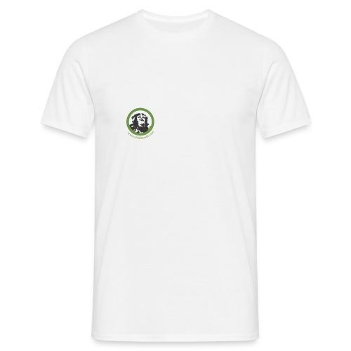 T-Shirt Chimfunshi Logo grün - Männer T-Shirt