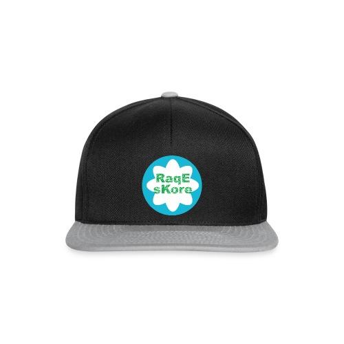 RaqEsKore Cap - Snapback Cap