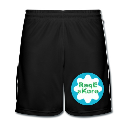 RaqEsKore kurze Sporthose - Männer Fußball-Shorts