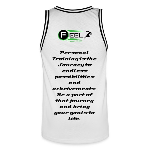 FWF Vest - Men's Basketball Jersey