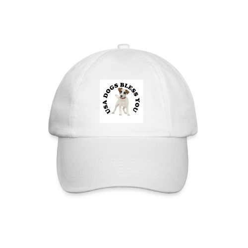Casquette USA Dogs Bless You - Baseball Cap